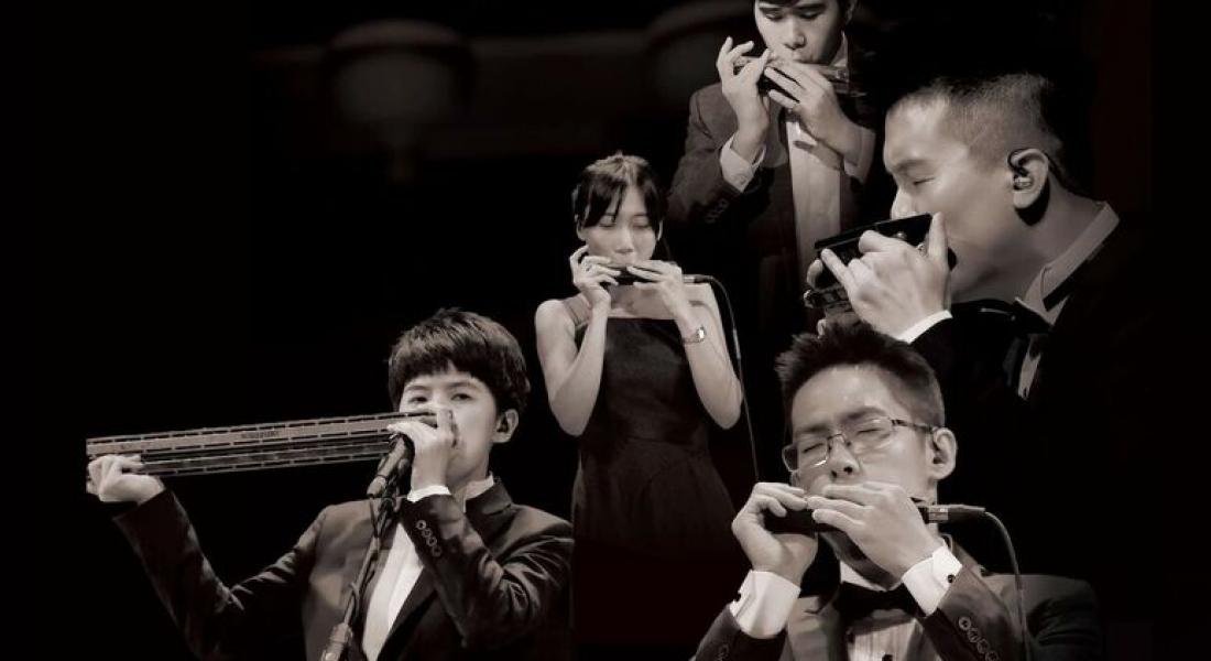 Judy's Harmonica Ensemble